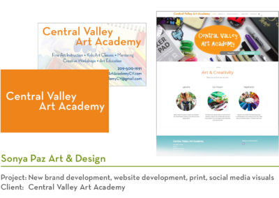 Central Valley Art Academy